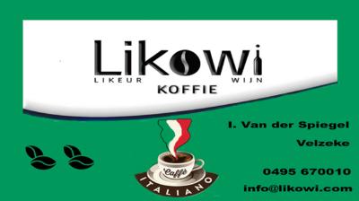 italiano koffie likowi