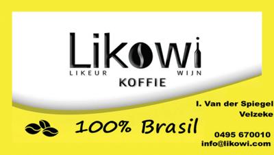 brasil koffie likowi