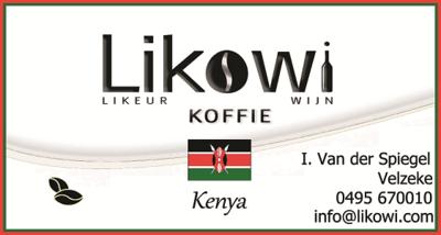 kenya origine koffie likowi
